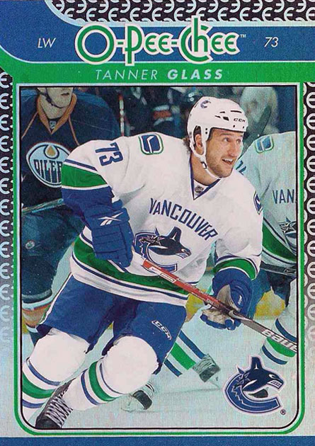 Tanner Glass